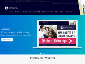 Universidad de la Ciénega del Estado de Michoacán de Ocampo Screenshot