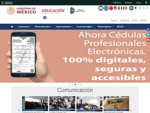 Instituto Tecnológico de Atitalaquia Screenshot