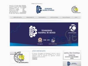 Institute of Technology of Iztapalapa II Screenshot