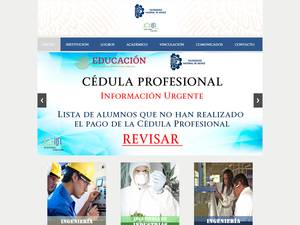 Instituto Tecnológico de Sinaloa de Leyva Screenshot