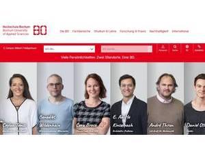 Der Massgeschneiderte Lebenslauf Hochschule Bochum
