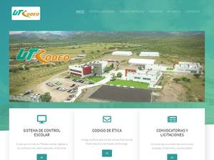 Technological University of Rodeo Screenshot