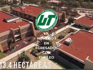 Universidad Tecnológica de San Luis Potosí's Website Screenshot