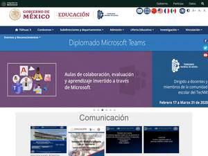 Institute of Technology of Tláhuac III Screenshot