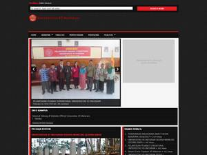 Mataram 45 University Screenshot