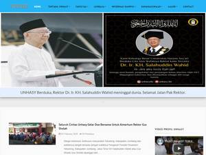 Universitas Hasyim Asy'ari Screenshot