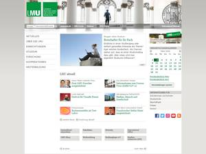 University of Munich Screenshot