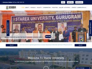 Starex University Screenshot