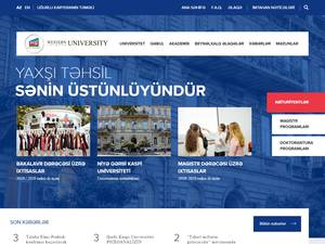 Western Caspian University Ranking Review