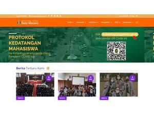 ukdw university at ukdw ac id ranking review
