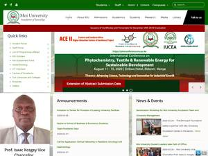 Moi University | Ranking & Review