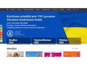 Vytautas Magnus University Ranking Review