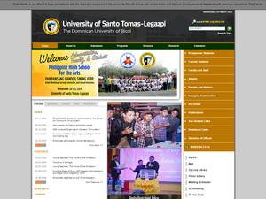 Aquinas university of legazpi address book