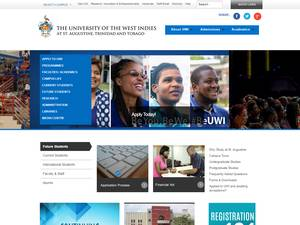 The University of the West Indies, St. Augustine Screenshot