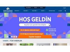 Izmir University Of Economics Ranking Review