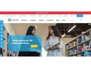 Ajman University | Ranking & Review