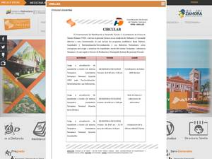 Universidad Nacional Experimental de los Llanos Occidentales's Website Screenshot
