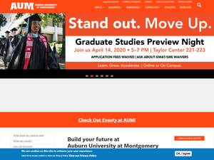 Auburn University at Montgomery | Ranking & Review