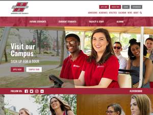 Henderson State University Screenshot