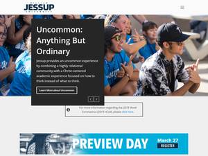 William Jessup University Screenshot