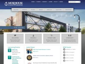 Morehouse School of Medicine | Ranking & Review