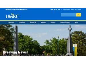 University of Missouri-Kansas City   Ranking & Review