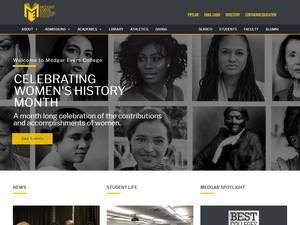 Medgar Evers College Screenshot