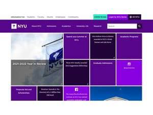 New York University | Ranking & Review