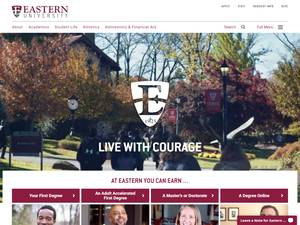 Eastern University Screenshot