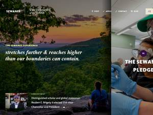 Sewanee: The University of the South Screenshot