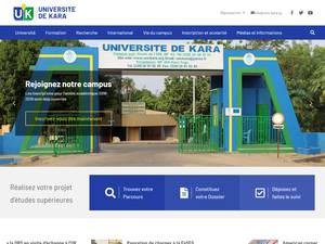 University of Kara Screenshot