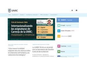 Universidad Nacional de Río Cuarto | Ranking & Review