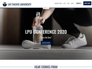 Life Pacific College Screenshot
