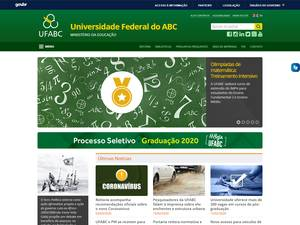 Federal University of ABC Screenshot
