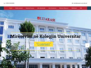 Universiteti Luarasi Screenshot