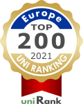 Top 200 Colleges and Universities in the Europe