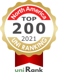 Top 200 Colleges and Universities in the North America
