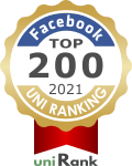 Top 200 Colleges and Universities in Facebook