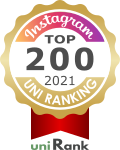 Top 200 Colleges and Universities in Instagram