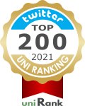 Top 200 Colleges and Universities in Twitter